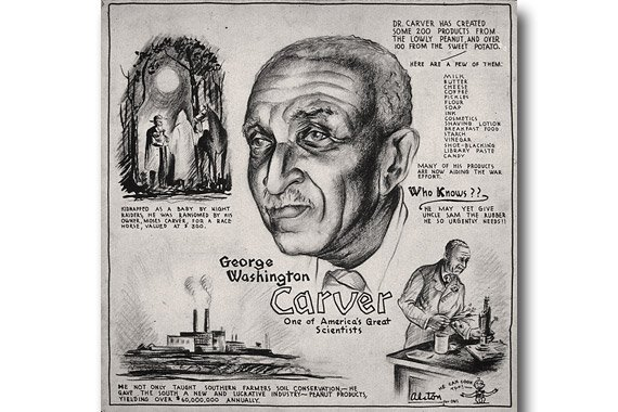 Nature Study & Gardening by George. W. Carver {Free eBook}