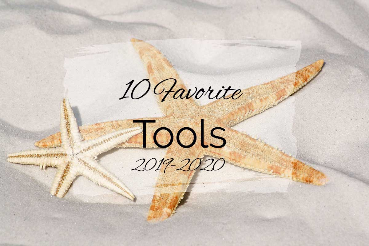 10 Favorite Tools {2019–2020}