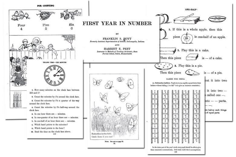 First Year in Number {Free eBook}