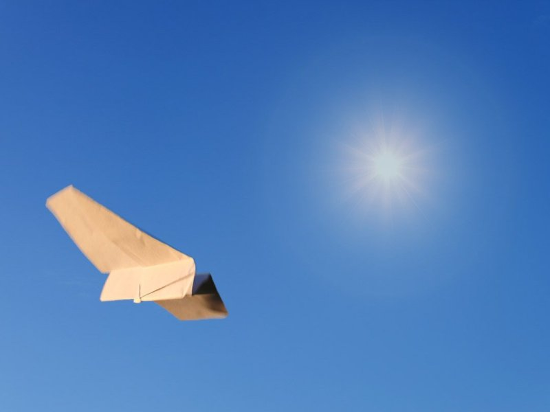 Summer Fun Activity: Fold & Fly Paper Airplane Designs