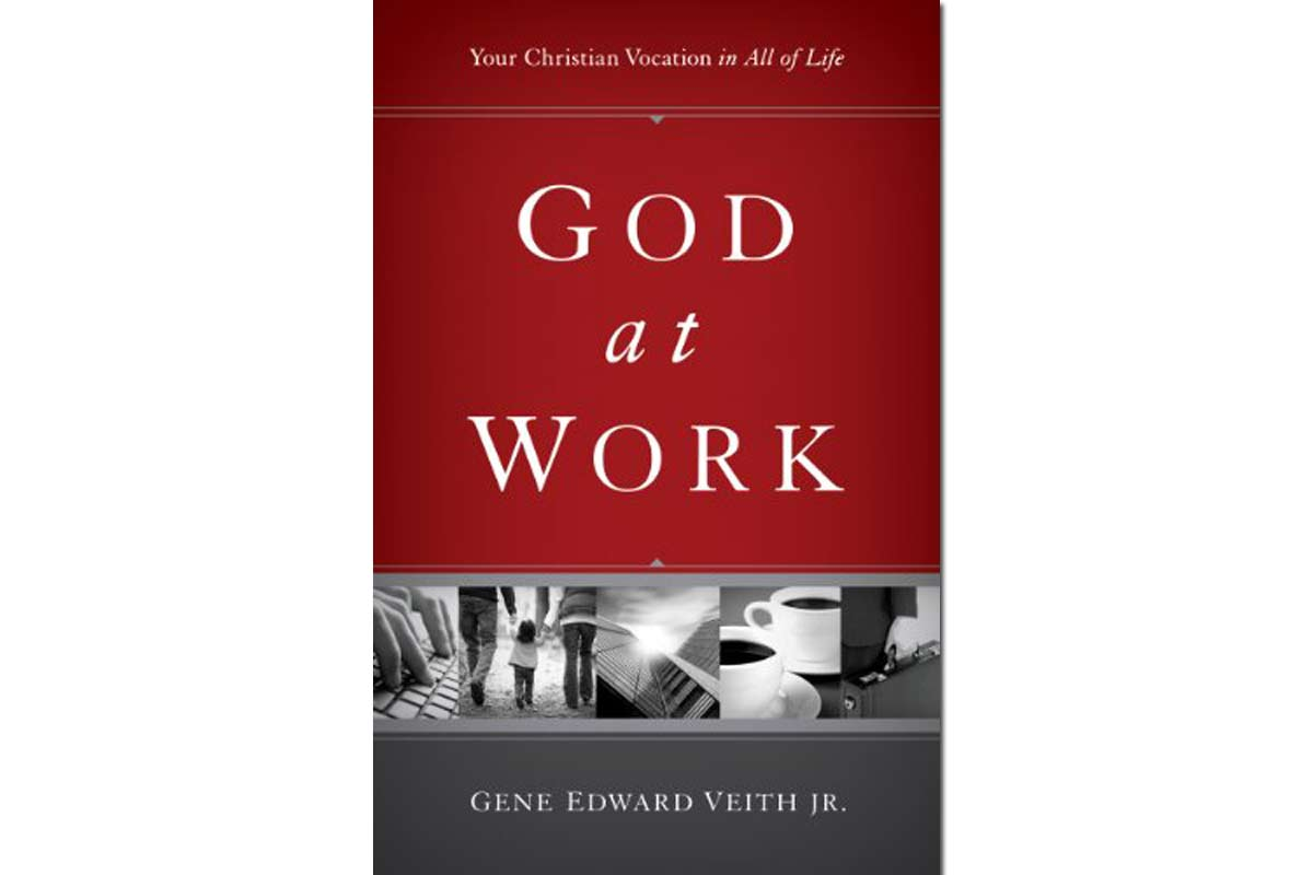 God at Work: Your Christian Vocation in All of Life {Review}