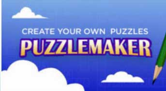 Featured Site: Puzzlemaker