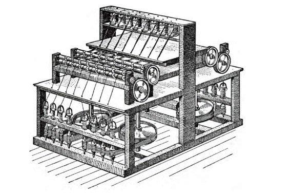 Free Science Studies: Spinning Machines