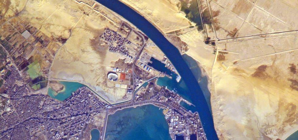 The Suez Canal: A Unit Study