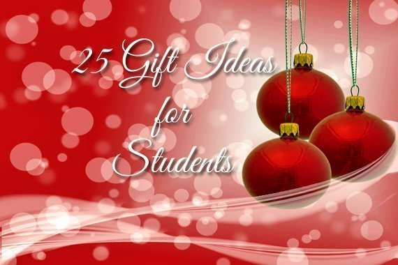 25 Christmas Gift Ideas for Students