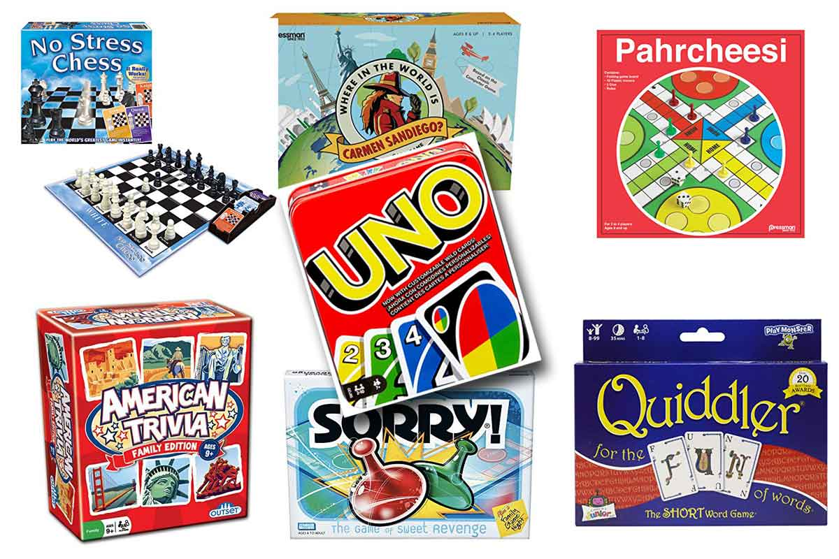 10 Educational Benefits of Board Games ~ Plus Recommendations