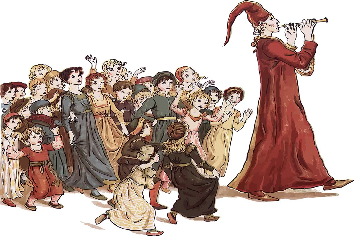 The Pied Piper of Hamelin {Free eBook & Go-Alongs}