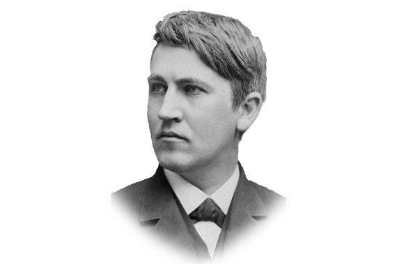 Free Science Studies: Thomas A. Edison