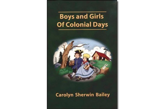 Boys and Girls of Colonial Days {Free eBook}