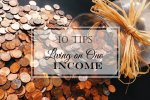 10 Tips for Living on One Income While Homeschooling