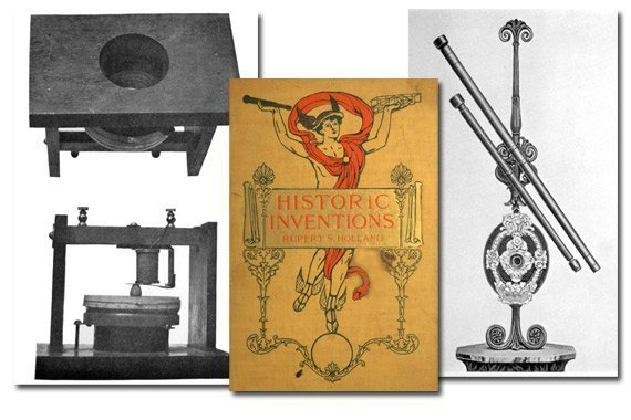 Historic Inventions {Free eBook}