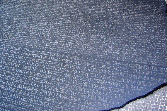Egyptian Hieroglyphs & Alphabets: A Unit Study