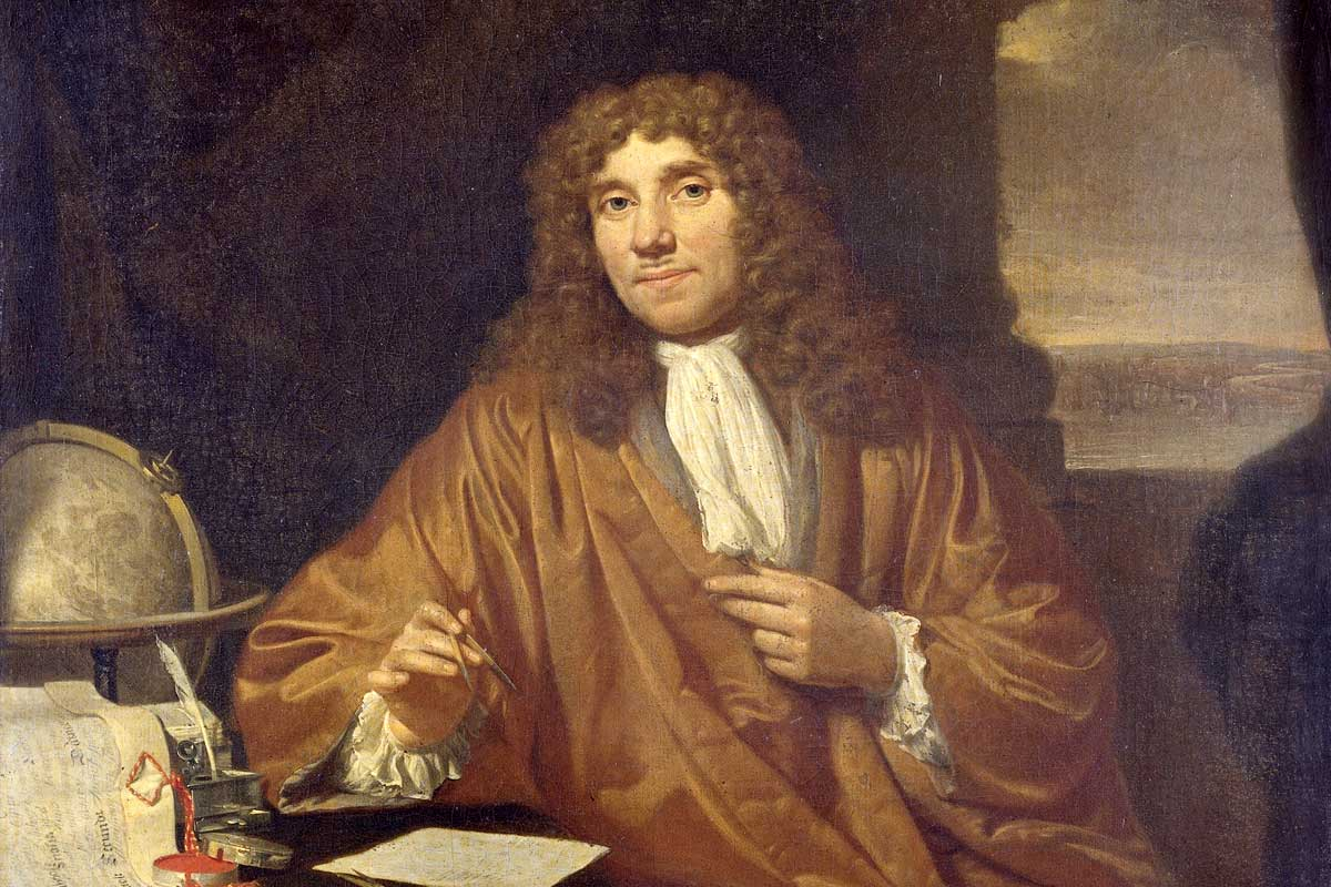 Leeuwenhoek's Microscope: A Unit Study