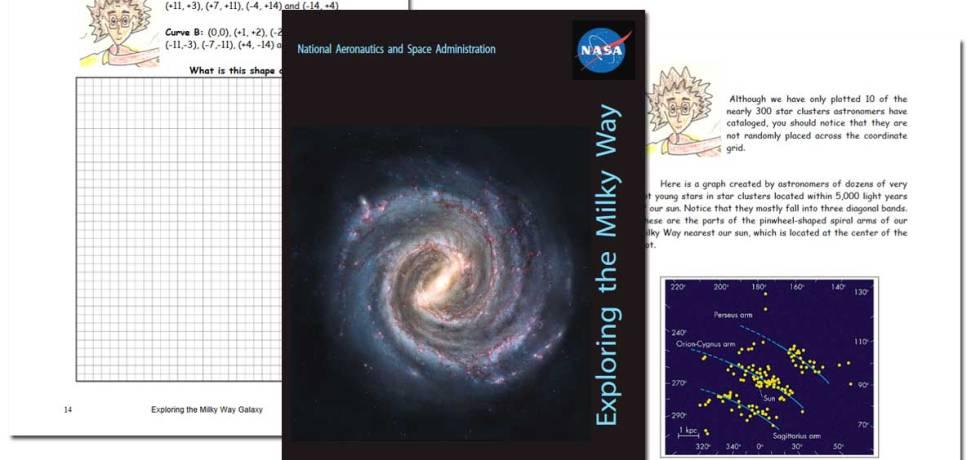 Exploring the Milky Way ~ Free NASA Download