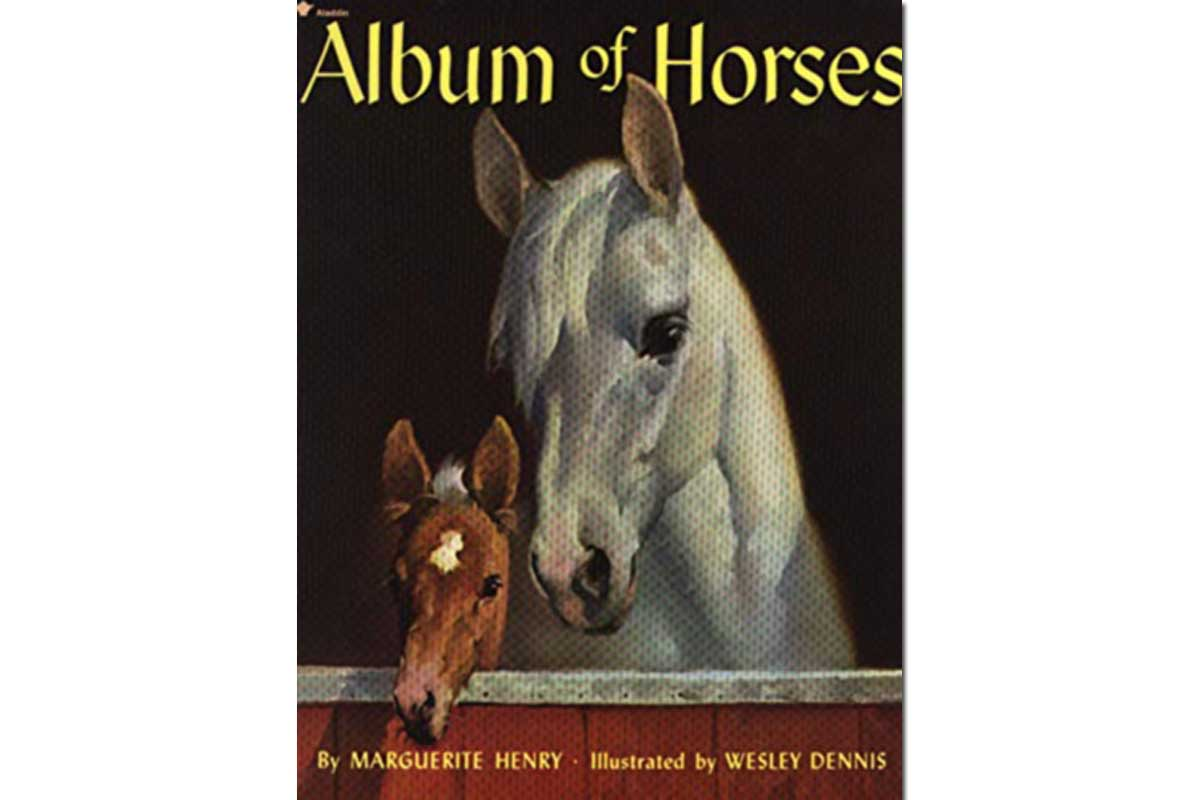 Album of Horses by Marguerite Henry ~ Review