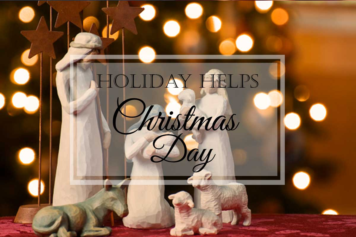 Christmas {Holiday Helps}