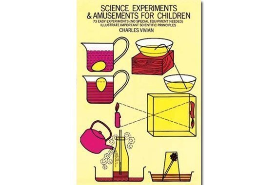 Science Experiments & Amusements for Children {Free eBook}