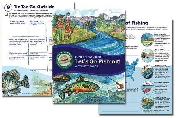 Summer Find: Let's Go Fishin'!
