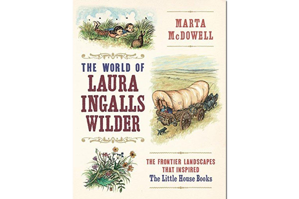 The World of Laura Ingalls Wilder {$1.20}!