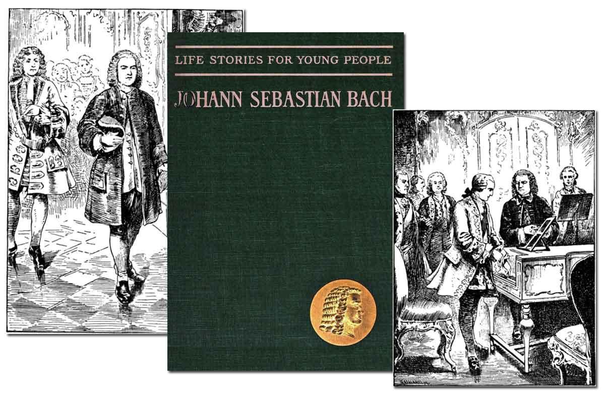 Johann Sebastian Bach ~ Free eBook