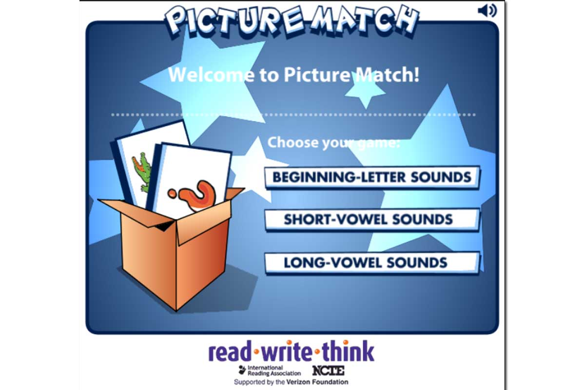 Picture Match ~ Free Interactive